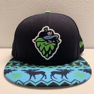 New Era Hillsboro Hops SnapBack baseball hat